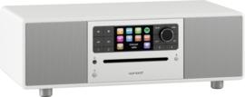 Sonoro Prestige SO-330 V2 stereo internetradio met DAB+, FM, CD, Spotify, Bluetooth en USB, wit