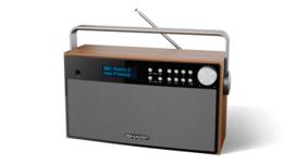 Sharp DR-P355 draagbare stereo DAB+ radio met FM, Bluetooth en alarmfunctie