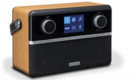Roberts Stream 94i stereo internetradio, DAB+, FM, USB, Spotify en Bluetooth INCLUSIEF ACCU