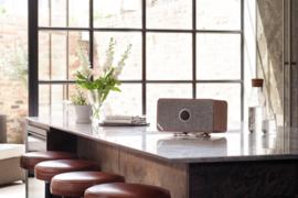 Ruark Audio MRx connected draadloze stereo luidspreker met internetradio, Bluetooth en multiroom, Rich Walnut