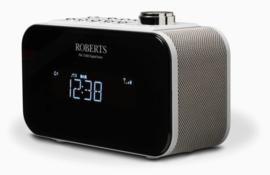 Roberts Ortus 2 DAB+ en FM wekker klokradio, wit