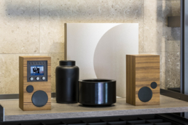 Como Audio Amica optionele luidspreker voor de Amico, Teak
