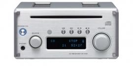TEAC CR-H101 DAB receiver met CD, DAB+, Bluetooth en USB-DAC, zilver