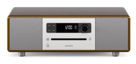 sonoro STEREO 2 SO-320 2.1 stereo muzieksysteem met DAB+ en FM, CD speler, USB en Bluetooth, havanna