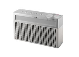 Geneva Touring / S oplaadbare portable hi-fi DAB+ en FM radio met Bluetooth, wit