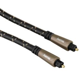 Hama optische audiokabel 3 meter, 5 sterren