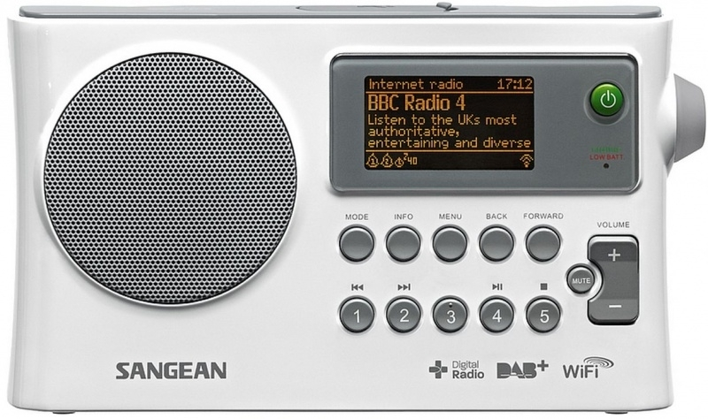 Sangean WFR-28D Internet radio met DAB+ en FM