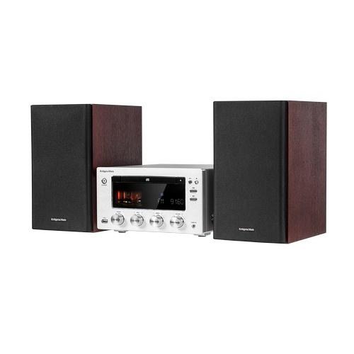 Krüger & Matz KM1598D hifi stereo systeem met buizen voorversterker, DAB+, Bluetooth, CD en USB