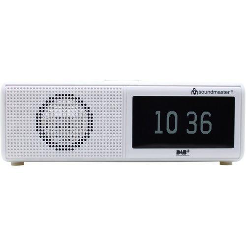 Soundmaster UR8350WE digitale DAB+ en FM wekker radio met USB