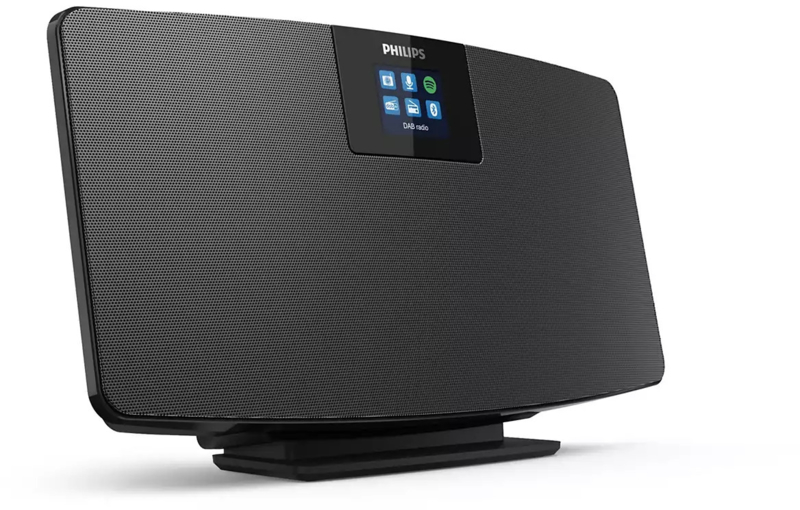 Philips TAM2805 / 10 stereo digitale radio met wifi internet, DAB+, FM, Bluetooth, Spotify