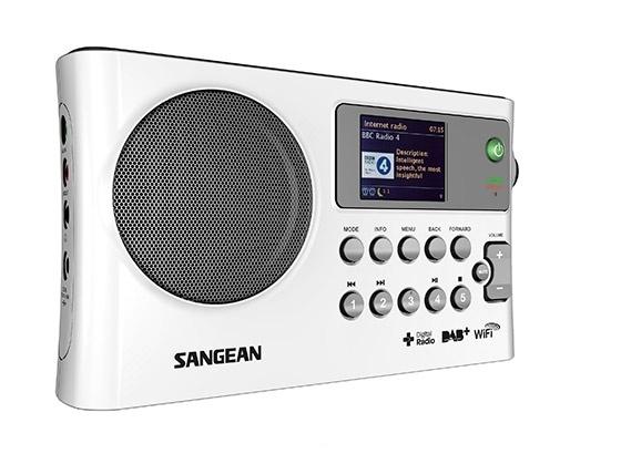 Sangean Fusion 280 (WFR-28C) Internet radio met Spotify, USB, DAB+ en FM