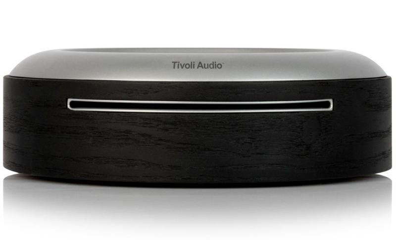 Tivoli Audio ART Model CD draadloze hifi CD-speler met streaming audio en radio, black ash