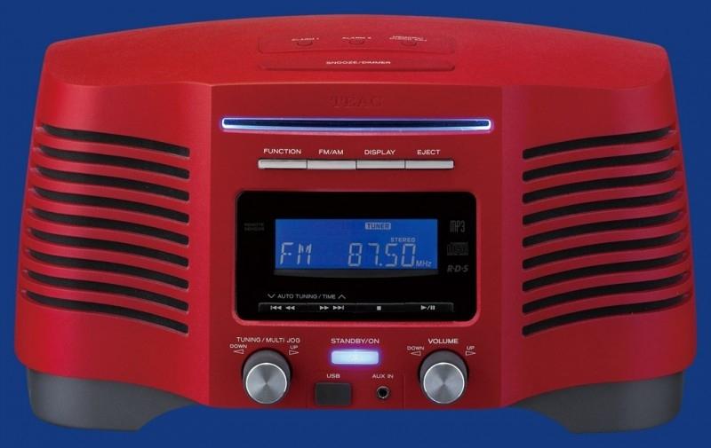 TEAC SL-D950 CD speler met AM / FM radio en USB