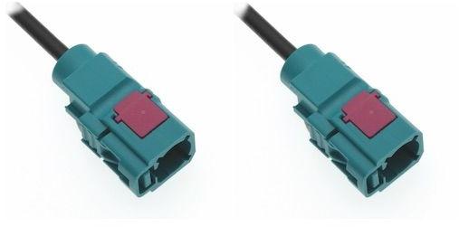 Calearo AM-FM kabel 5 meter FAKRA F - FAKRA F (7581195)