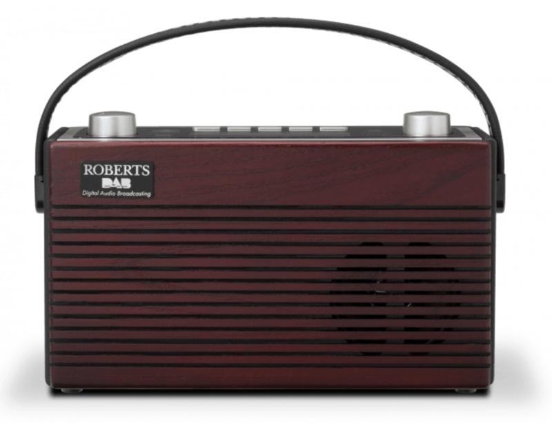 Roberts Classic Blutune digital radio met DAB+, FM en Bluetooth