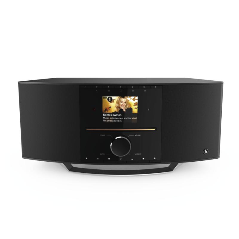 Hama DIR3505MSCBT stereo internet radio systeem met DAB+, FM, Bluetooth, Spotify, CD en Multiroom
