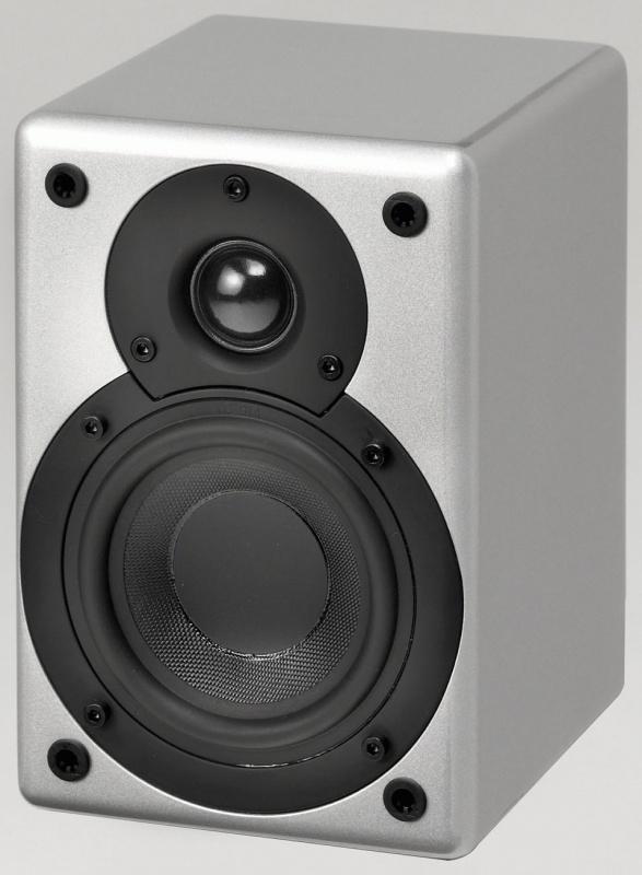 Scansonic S4 mini luidspreker, zilver