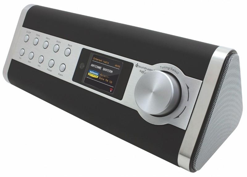 Soundmaster IR3000DAB WIFI / LAN Internetradio met DAB+ en FM