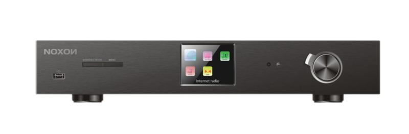 NOXON A570+ hifi stereo tuner met DAB+, Bluetooth, Spotify en internetradio / audiostreamer