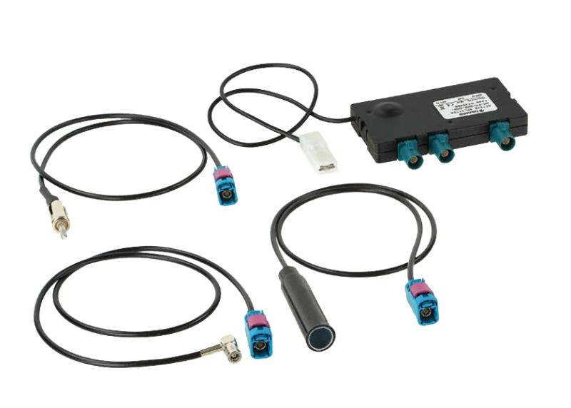 Calearo actieve splitter om van een AM/FM antenne naar een DAB+/AM/FM te gaan - 7562030