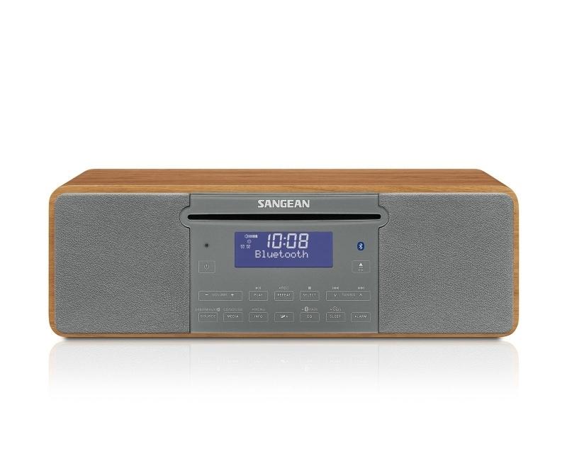 Sangean DDR-47 BT DAB+ en FM radio met CD en Bluetooth