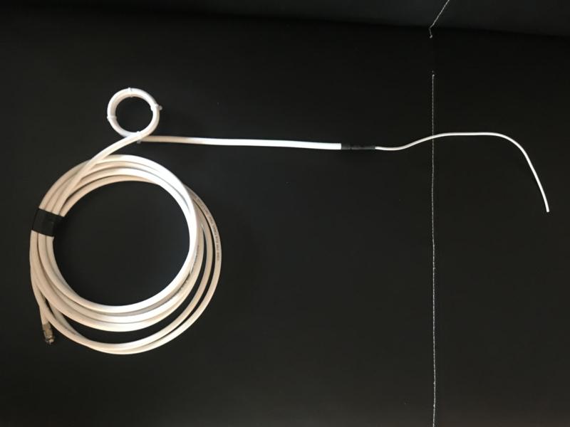 KAT 3 DAB+ antenne voor binnen met 3 meter coax