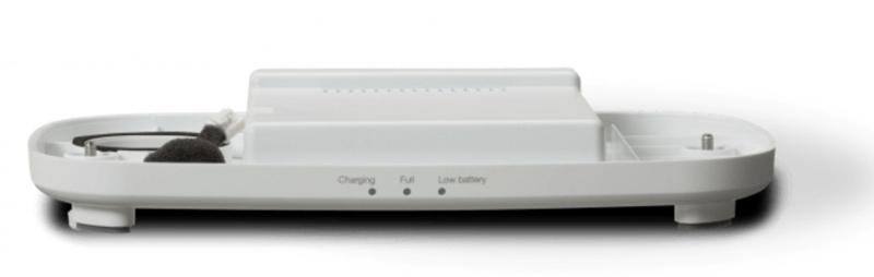 Roberts BPR1 R-serie oplaadbare accu pack, wit