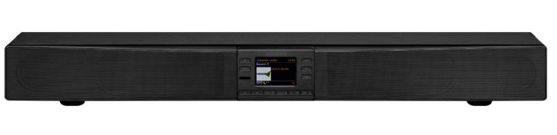 Sangean Revery R8 (SB-100) hifi stereo soundbar en tuner met internetradio, DAB+, audiostreaming en subwoofer