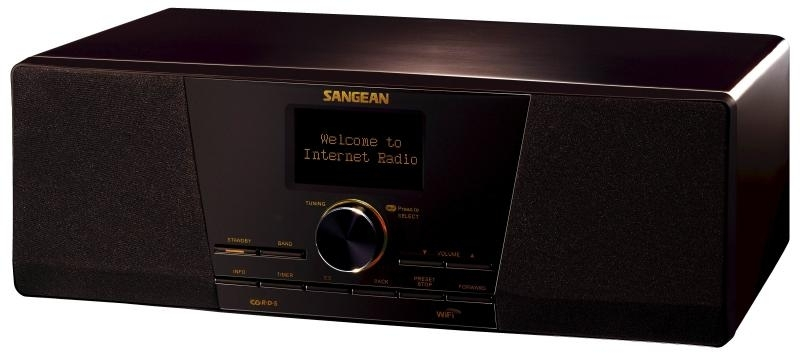 Sangean WFR-1 (WiFi / FM)