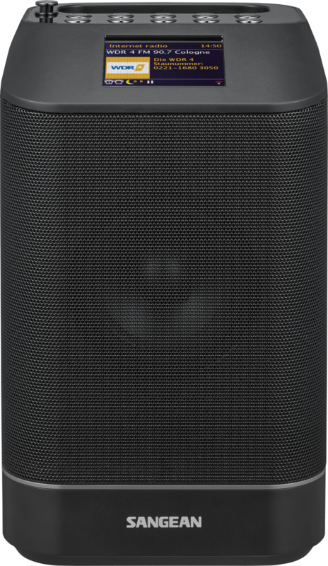 Sangean Revery R4 (WFS-58) portable draadloze multi-room radio