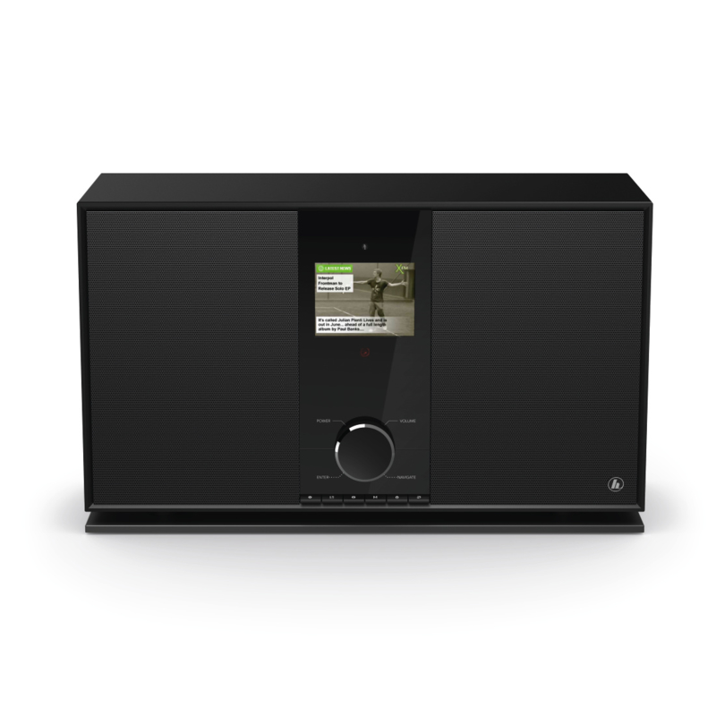 Hama DIR3605MSBT stereo digitale internet radio 2.1 systeem met DAB+, FM, Bluetooth, Spotify en Multiroom