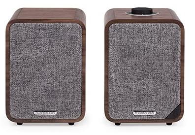 Ruark Audio MR1 Mk2 draadloos stereo muzieksysteem, Rich Walnut