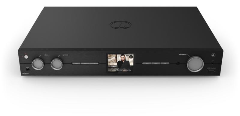 Hama DIT2005M digitale internet hifi tuner met DAB+, FM, Spotify en Multiroom