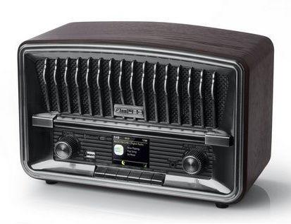 Muse M-135 DBT stereo DAB+ en FM radio met USB en Bluetooth