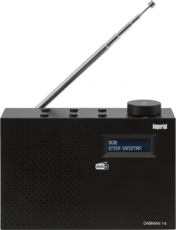 Imperial DABMAN 14 compacte DAB+ en FM radio