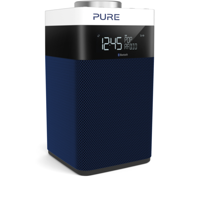 Pure Pop Midi BT S, portable DAB+ en FM radio met Bluetooth ontvangst, Navy