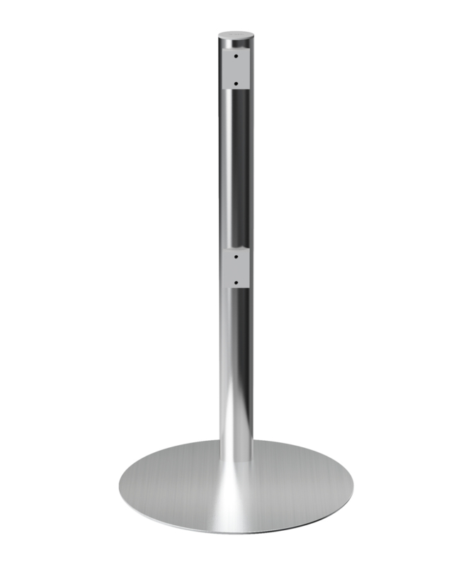 Geneva Cinema+ stereo hifi TV oplossing, optionele vloerstand