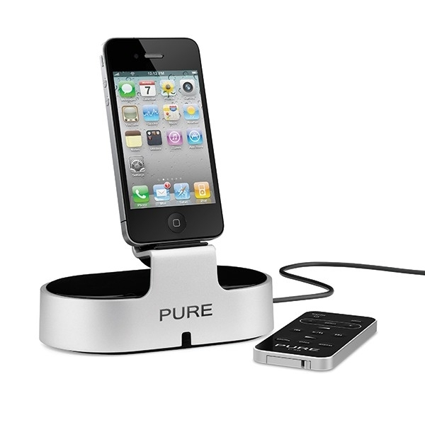 Pure i-20 Hi-Fi Quality Docking station voor iPod/iPhone