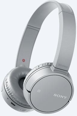 Sony  MDR-ZX220BT Bluetooth draadloze hoofdtelefoon, grijs