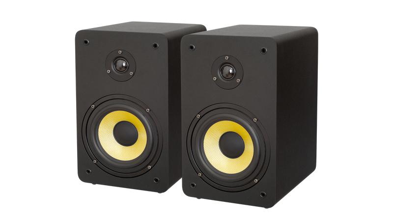 Block Audio S-250 luidspreker paar