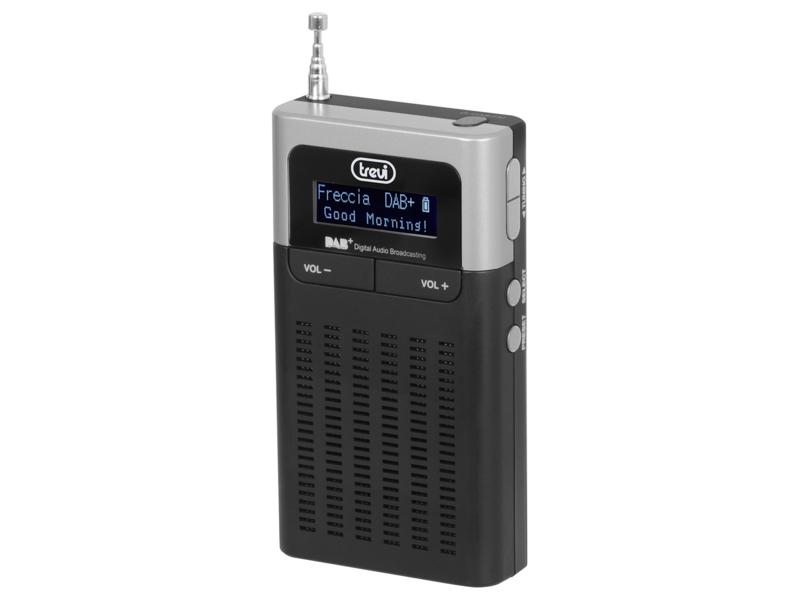 Trevi DAB 793R Pocket Radio met DAB+ en FM