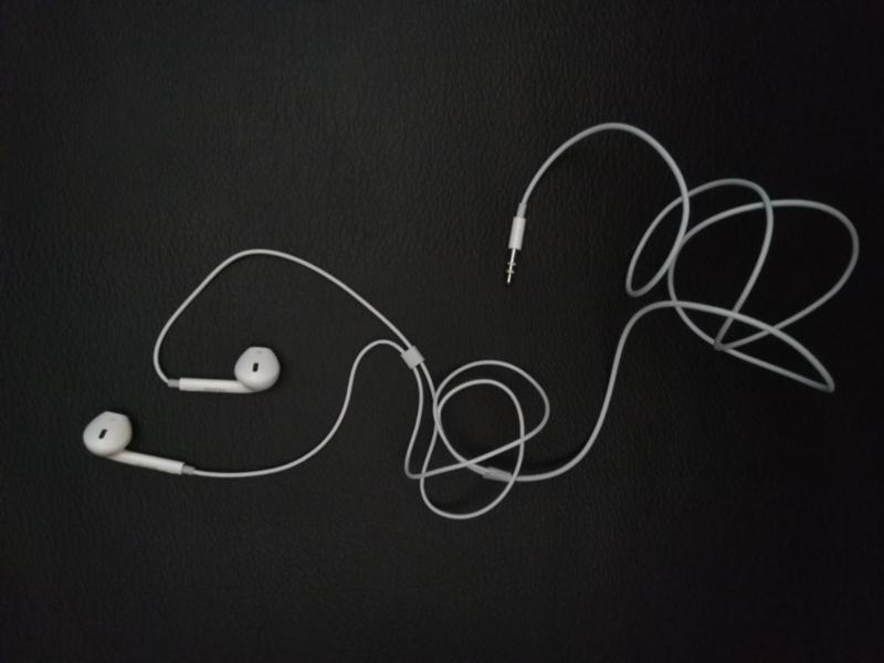 Pure Move R3 / 2500 / 2520 hoofdtelefoon, wit