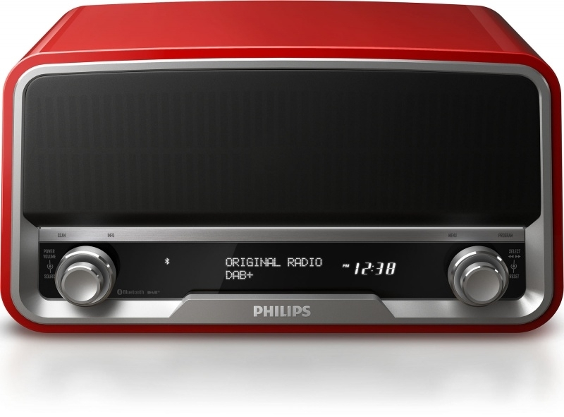 Philips Original-radio ORT7500/10 DAB+ / FM radio met Bluetooth