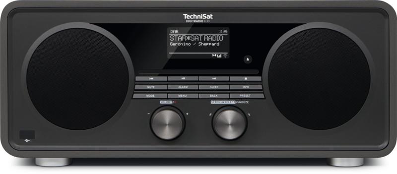 TechniSat DigitRadio 630 hifi audio radio en multiroom systeem, speciale editie