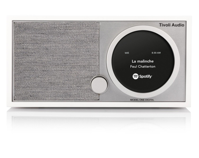 Tivoli Audio ART Model One Digital met internetradio, DAB+, FM, Spotify en Bluetooth, wit