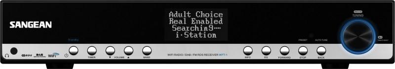 Sangean WFT-1 internetradio hifi tuner met FM