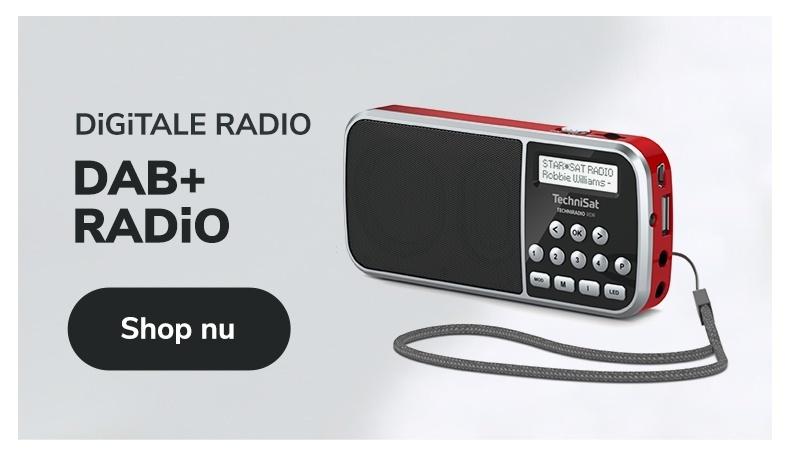 Radiowinkel.com digitale radio DAB+ Radio