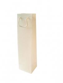 Frosty Wijnfles verpakking, formaat; 10x9x38cm, in semi transparant, verpakt per 200 stuks