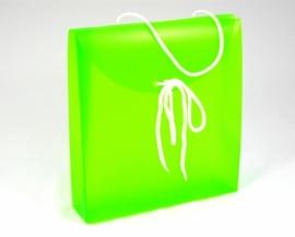 Geschenkverpakkingen: Gift Bag, 24x6x26cm, APPLEGREEN, verpakt per 50 stuks