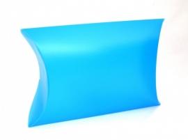 Pillow-Pack, medium, 32x08x23 cm, BLUE, verpakt per 100 stuks.